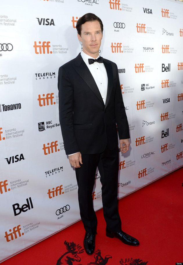Benedict Cumberbatch TIFF 2013: 'The Fifth Estate' Premiere Attracts Hottest Men To Toronto