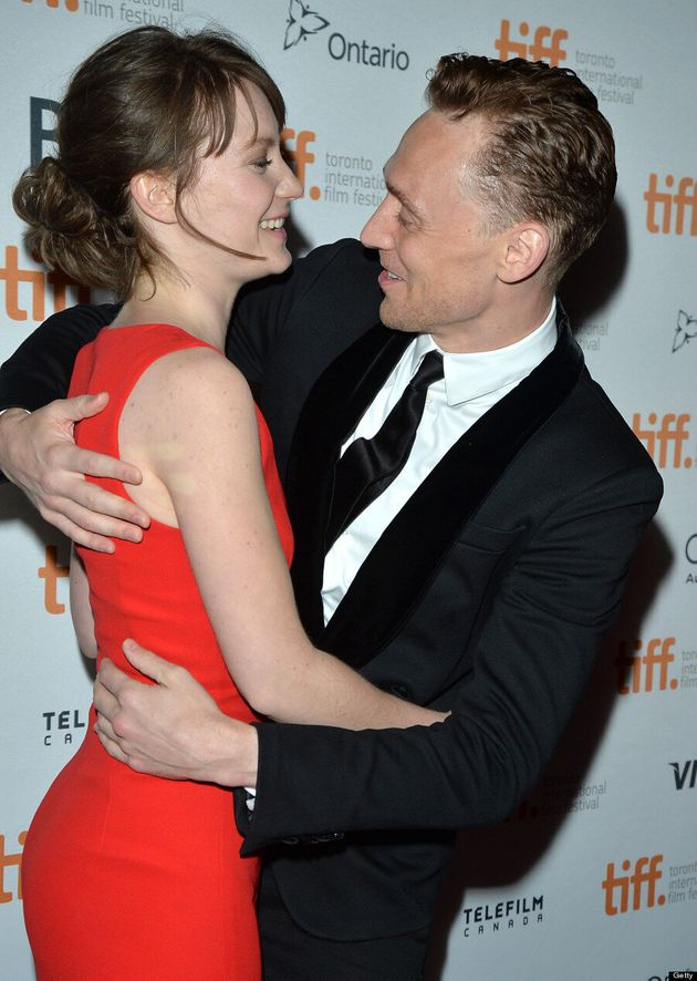 Mia Wasikowska TIFF 2013: Actress Joins Tom Hiddleston And Anton Yelchin On Red Carpet