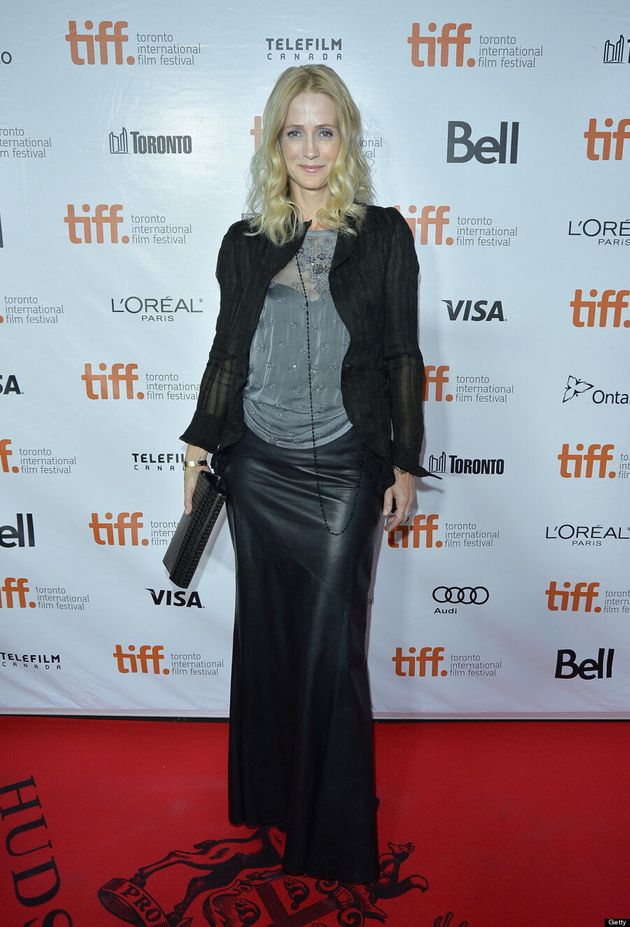 Kelly Rowan TIFF 2013: 'The O.C.' Star Attends 'The Fifth Estate' Premiere