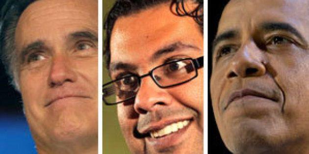 Calgary Mayor Naheed Nenshi Shares His Thoughts on Obama, Romney And U.S.