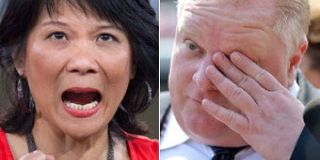 Olivia Chow Won't Rule Out Toronto Mayoralty