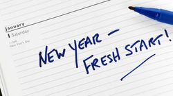 Trouble Following Through On Those New Year's Resolutions? How To Make Them