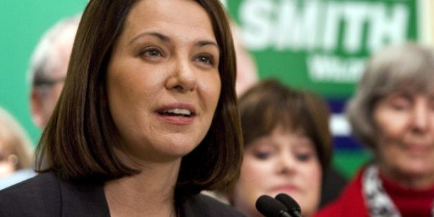 Wildrose Alberta Infrastructure Plan: Danielle Smith Proposes $48 Billion In