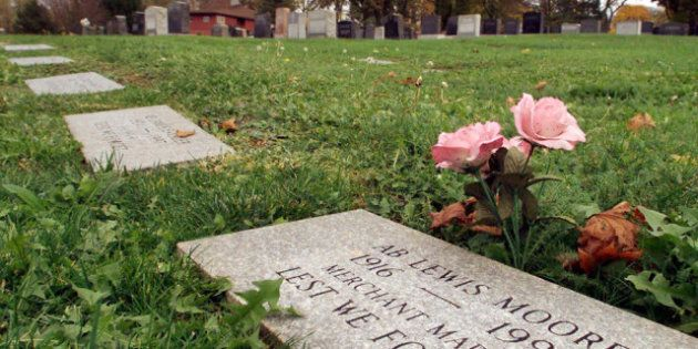 Last Post Fund: Harper Fails To Address Concerns Over Burials For Poor