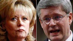 Harper Defends Wallin Over Travel