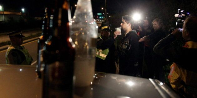 Fewer Impaired Drivers Found On B.C. Roads Over