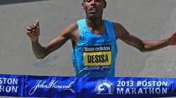In Ethiopia, the Boston Marathon Gave me