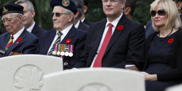 Remembrance Day 2012: Harper Urges Canadians To Protect Democracy, Liberty, Justice As Tribute To Our