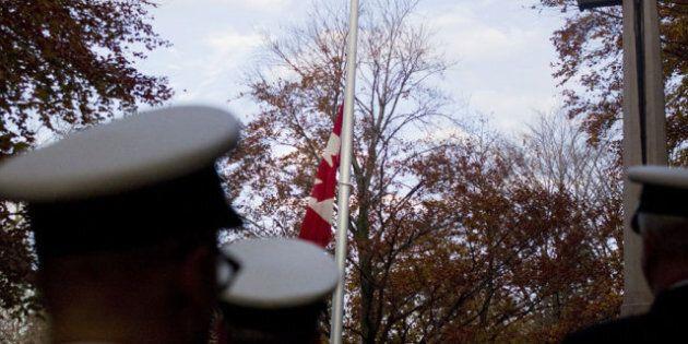 Remembrance Day Photos 2012: Ceremonies Honour War