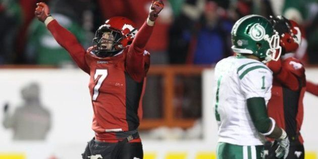 CFL West Semi-Final: Stampeders Advance With 36-30 Win Over