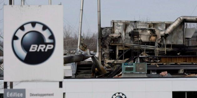 Bombardier Explosion In Quebec: 1 Employee Dead After