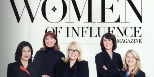 Women Of Influence Canada: Magazine Lists The Top 25 Women In The