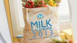 April Is For Quinoa — The 2013 Milk Calendar Showcases Recipes From Across