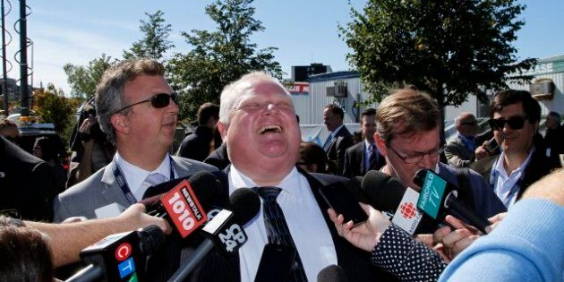Rob Ford $6M Libel Trial Begins