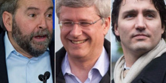 Poll Shows Liberal Surge At NDP Expense As Tory Dream Comes
