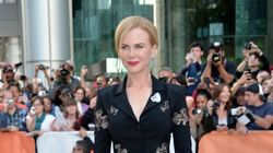 Nicole Kidman Brings The Glamour To