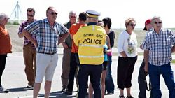 Anger In High River As Residents Grill RCMP On Gun