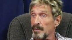 McAfee Anti-Virus Founder Flees Murder Scene, Says Police Will Kill