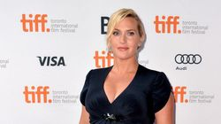 Kate Winslet Shows Off Cute Baby Bump At