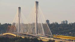 Port Mann Bridge Opening