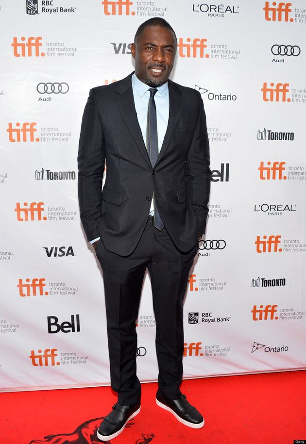 Idris Elba TIFF 2013: 'Luther' Star Brings His Rugged Good Looks To Red Carpet