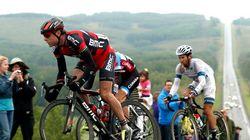 Cadel Evans Wins Stage