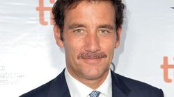 Clive Owen's Moustache Has A Life Of Its
