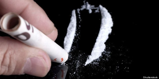 cocaine or other narcotic