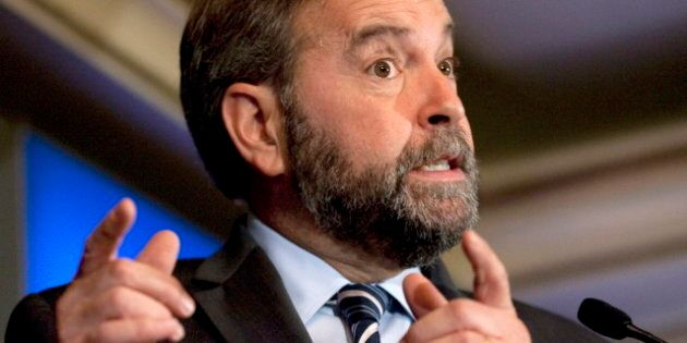 Tom Mulcair: China-Canada FIPA Threat To Alberta's Natural Resources