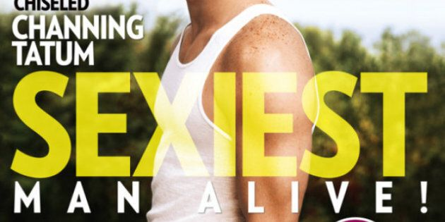 Channing Tatum Named People's 2012 'Sexiest Man Alive'