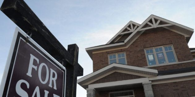 Canada Home Sales Down 0.6 Per Cent From Year