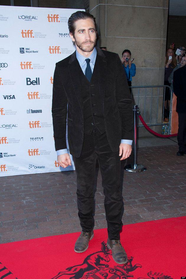 Jake Gyllenhaal TIFF 2013: 'Prisoners' Star Makes Us Melt On The Red Carpet