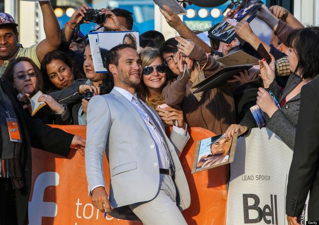 Taylor Kitsch TIFF 2013: 'Friday Night Lights' Star Is Drool-Worthy On The Red Carpet