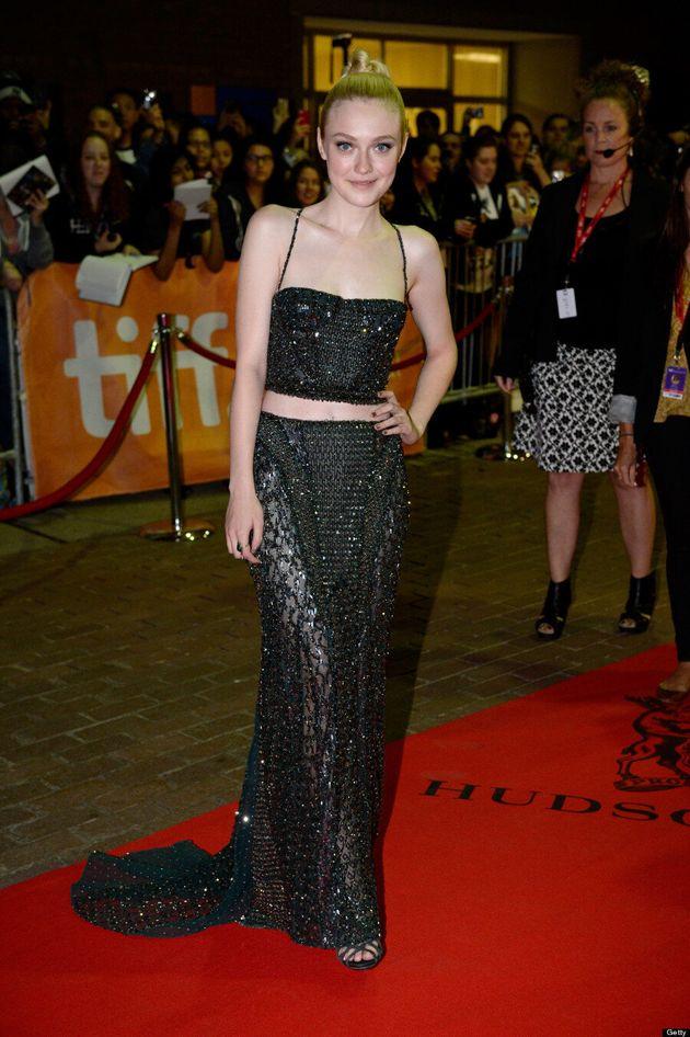 Dakota Fanning TIFF 2013: 'Twilight' Star's Red Carpet Look Is Seriously Grown Up