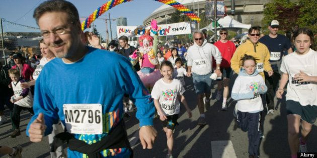 Vancouver Sun Run Registration Increases After Boston