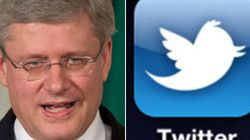Harper Tweets The Cabinet