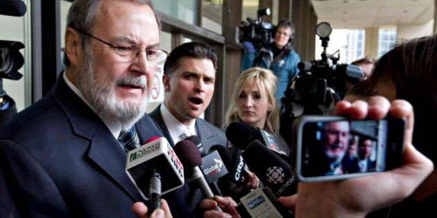 Peter Goldring Suspected DUI: Lawyer Says Don't Believe