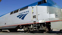 Deadly White Rock Train