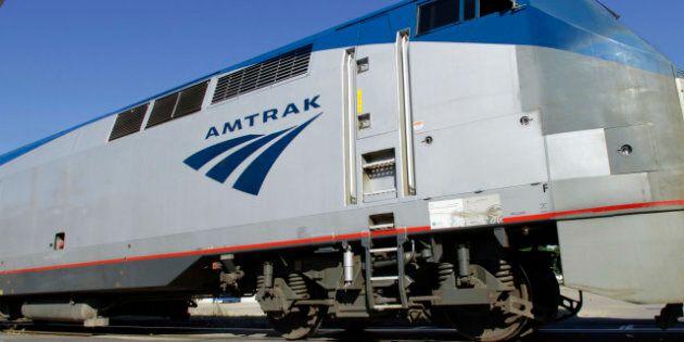Woman Killed By Amtrak Train Near White