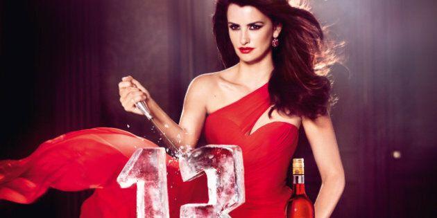 Campari Calendar 2013: Penelope Cruz Kisses Superstitions Goodbye In New
