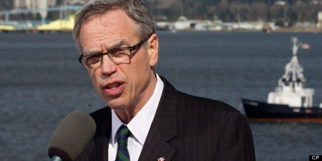 Joe Oliver Beats Back Accusations Of Climate Change