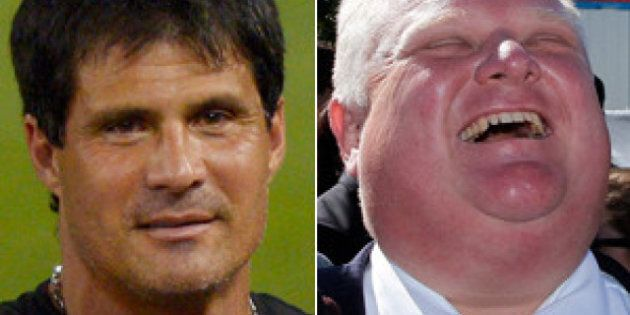 Jose Canseco: Toronto Mayor's Seat Has My Name On It