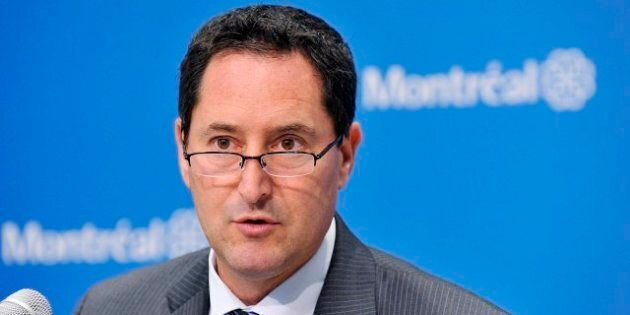 Michael Applebaum Vying To Become Montreal's First Anglo