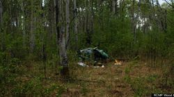 Conditions Good At Time Of Chopper Crash: Transportation