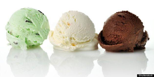 vanilla   mint and chocolate...