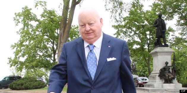 Duffy Sought Cabinet Perks For 'Expanded' Party Role, Email