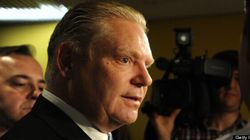 Doug Ford Gets Cold Shoulder From Ontario