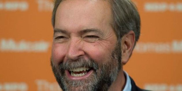 Mulcair's NDP Adopt Trade-Friendly
