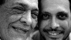 A emocionante despedida de Lúcio Mauro por Lúcio Mauro Filho: 'Vai fazer cócegas nas