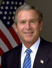 Don't Let George W. Bush Cross the